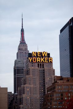 Hotel New Yorker y Empire State