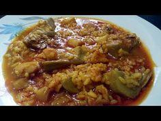 Cómo hacer arroz seco con costillas y alcachofas, al estilo de Mariaje - YouTube