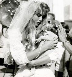 Brigitte Bardot by Herbert Fried