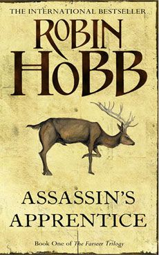 Love this book by Robin Hobb and the cover art by Jackie Morris