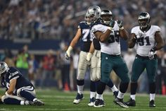 Brandon Graham sack!