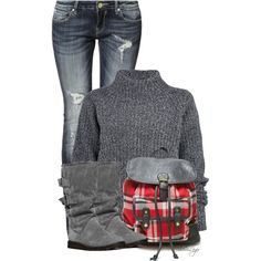 Untitled #1278, created by sherri-leger on Polyvore
