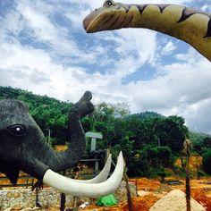 Fantasy Land at Tanjung Badau Beach, Singkawang