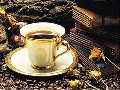 sunflowersandsearchinghearts:  Coffee and Books via pinterest
