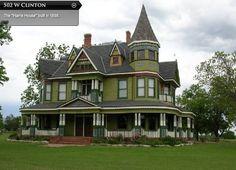 1898 Queen Anne - Dublin, TX - $875,000 - Old House Dreams