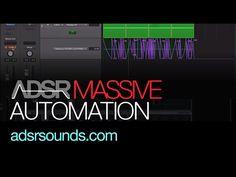 NI Massive: Recording and Drawing Automation