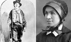 Her encounters with Old West outlaws later became the stuff of legend and were the subject of an episode of the series Death Valley Days. But her encounters with Billy the Kid remain among her most popular and well-known Western frontier adventures. The Kid spotted Sister Blandina during an attempt to rob a covered wagon and he called off the attack. 'He just tipped his hat and left,' Archbishop Sheehan said. Many of the tales were recorded in letters that the nun wrote to her sister.