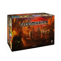 Amazon has the Cephalofair Games Gloomhaven Multi-Award-Winning Strategy Boxed Board Game for ages 12 & Up, Multicolor marked down from $140.00 to $88.99 with free shipping! For 1-4 players; ages 12+; 60-120 minute playing time An award winning game of Euro-inspired tactical Combat in a persistent world of shifting motive Over 200 hours of gameplay…