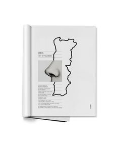 Lisboa City by Numbers – Infographic for Ling Magazine / designed by Jorge Alavedra