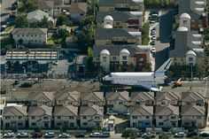The last trip of Endeavour