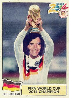 Mes del Mundial: Alemania Junio 25 Martin Rognoli http://on.fb.me/1i91fcN