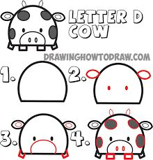 Image result for How to Draw Cartoon with letter A