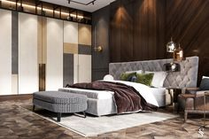 Luxury Modern Moroccan Interior Design The Most Realistic Home Decor A few ideas The subject Luxury Interior Design, Luxury Home Decor, Luxury Homes, Contemporary Bedroom, Modern Bedroom, Hotel Room Design, Modern Moroccan, Moroccan Tiles, Moroccan Decor