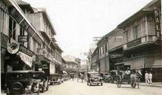 Escolta Manila 1925