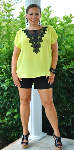 Perfectly Priscilla Boutique - Limarita Top, $38.00 (http://www.perfectlypriscilla.com/limarita-top/)