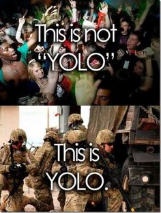 Enough with your YOLO