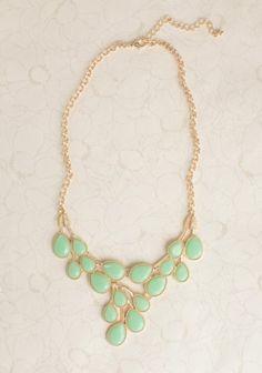 Dewdrop Mornings Necklace | Modern Vintage Necklaces | Modern Vintage Jewelry