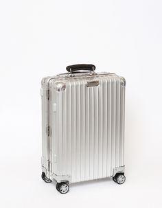 Rimowa - Classic Flight Aluminium Cabin