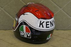 "Arai Rapide SR ""Kenny Roberts Replica"" by Yuhiro Designs"