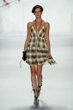 Rebecca Minkoff Spring/Summer 2014 #nyfw #mbfw #springsummer #fashionweek #catwalk #runway #2014 #ss14 #model #fashionshow #fashion #RebeccaMinkoff