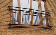 Juliette balcony - All About Balcony Balcony Window, Small Balcony Decor, Bedroom Balcony, Juliette Balcony, Veranda Railing, Balcony Railing, Window Grill Design, Balcony Design, French Balcony