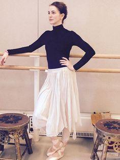 about — Ballet Style Ballet Wear, Ballet Dance, Ballet Flats, Ballet Skirt, Ballet Style, Pointe Shoes, Magenta, Ballet Fashion, Royal Ballet