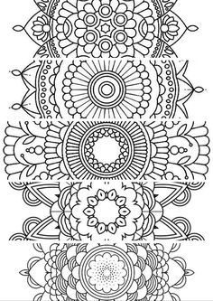 Printable Bookmarks to Color | Free Printable Coloring Pages from ...