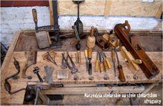 Narzędzia stolarskie