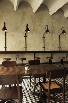 this old stomping ground cafe interiorcafe - Marble Cafe Decoration