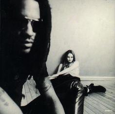 Vanessa Paradis and Lenny Kravitz by Jean-Baptiste Mondino, 1992/1993