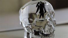 Ferrofluid Skull from Concept Zero