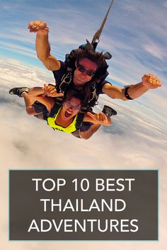 Discover what makes Thailand the top adventure travel destination of 2016 Thailand Adventure, Thailand Travel, Phuket Travel, Places To Travel, Places To See, Travel Destinations, Adventure Bucket List, Adventure Travel, Adventure Activities