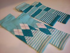 DIY Baby Legs!  I can't enough of the DIY projects on http://adventures-in-fluff.blogspot.com  Check it out!