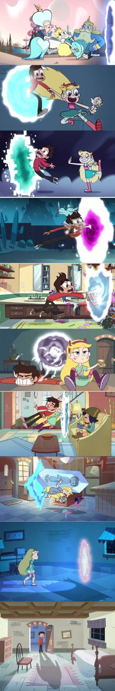 JUST TEAR MY HEART OUT WONT YOU  Star vs the Forces of Evil