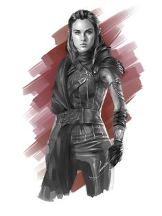 Amberle || The Shannara Chronicles A study. It's my first time drawing Amberle so go easy on me.