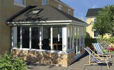 RealROOF Solid Roof Conservatories