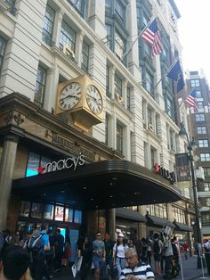 The biggest Macy's in the world #nyc