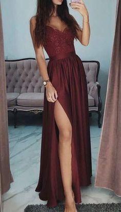 Modest Formal Dresses, Winter Formal Dresses, Elegant Prom Dresses, Formal Dresses For Women, Prom Party Dresses, Dresses For Teens, Simple Dresses, Sexy Dresses, Fashion Dresses