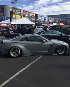 nissan gtr sema2016 by chariotz. Click to view more photos and mod info.