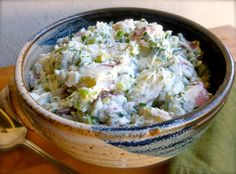 Weight Watchers All-American Potato Salad 3 points