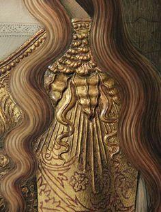 Mary Magdalene (detail), ca.1480, Carlo Crivelli  Rijksmuseum