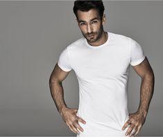 Aaron Diaz for OVS Underwear Aaron Diaz, Bearded Men, Gorgeous Men, Pretty Boys, Underwear, Mens Fashion, Guys, Sexy, Mens Tops