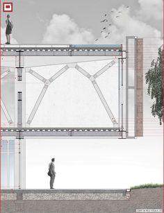 Corte da pele. Image Cortesia de Alexandre Engel, Lucas Sulzbach, Lucas Medeiros e Henrique Caumo