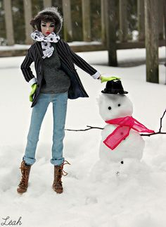 Snow Day! by Léah | Flickr - Photo Sharing!