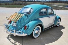 Volkswagen : Beetle - Classic 2 Door in Volkswagen  I Follow back if you like my pins!
