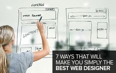These 7 tips will help you in becoming an effective web designer. Take heed of them and get ready to fly high with your remarkable designs.