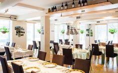 Restoran Kadriorg on perinteinen, hyvä italialainen ravintola. #eckeroline #eckeröline #kadriorg