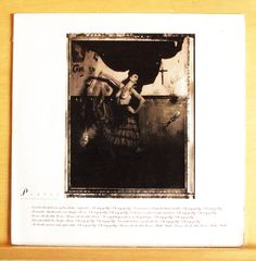 THE PIXIES Surfer Rosa Vinyl LP First Press - Where is my Mind River Euphrates