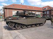 Centurion Mk 5 105mm Tank - Stock Photo