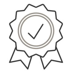 An icon of a ribbon with a checkmark in the center of it. French Door Wall Oven, French Door Refrigerator, Slide In Range, Electric Wall Oven, Gas Oven, Steam Cleaning, Oven Racks, Black Stainless Steel, Energy Star